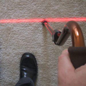 LaserCane Patient View